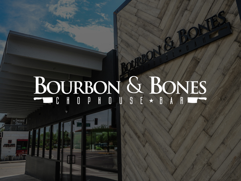 Bourbon & Bones chophouse scottsdale