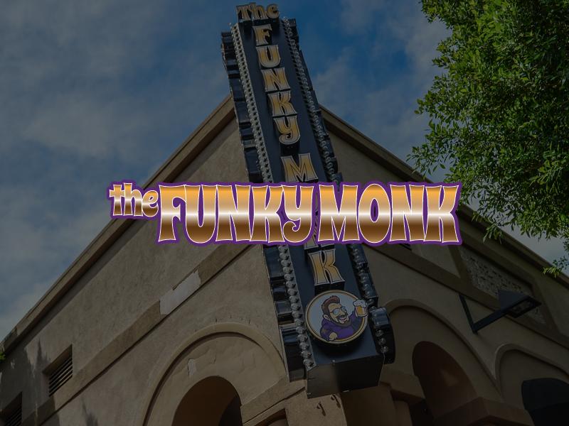 Funky Monk Tucson AZ nightclub logo